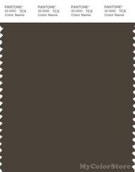 PANTONE SMART 19-0614X Color Swatch Card, Wren