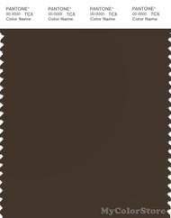 PANTONE SMART 19-0712X Color Swatch Card, Demitasse