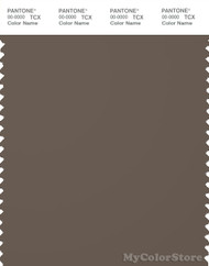 PANTONE SMART 19-0808X Color Swatch Card, Morel