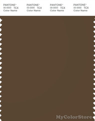 PANTONE SMART 19-0815X Color Swatch Card, Desert Palm