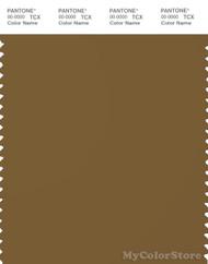 PANTONE SMART 19-1034X Color Swatch Card, Breen