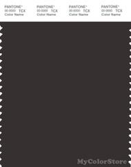 PANTONE SMART 19-1103X Color Swatch Card, Espresso