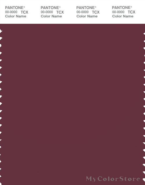 Burgundy Pantone Color Chart Rebellions