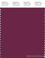 PANTONE SMART 19-2430X Color Swatch Card, Purple Potion