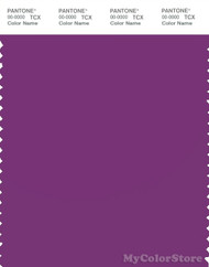 PANTONE SMART 19-3336X Color Swatch Card, Sparkling Grape
