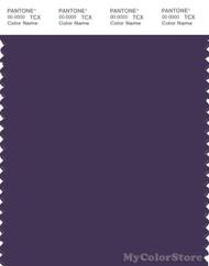 PANTONE SMART 19-3728X Color Swatch Card, Grape