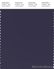 PANTONE SMART 19-3810X Color Swatch Card, Eclipse