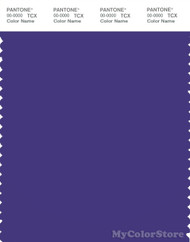 PANTONE SMART 19-3847X Color Swatch Card, Deep Blue