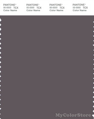 PANTONE SMART 19-3905X Color Swatch Card, Rabbit