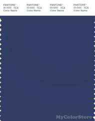 PANTONE SMART 19-3938X Color Swatch Card, Twilight Blue