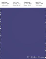PANTONE SMART 19-3947X Color Swatch Card, Orient Blue