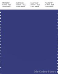 PANTONE SMART 19-3951X Color Swatch Card, Clematis Blue
