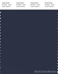 PANTONE SMART 19-4024X Color Swatch Card, Dress Blues