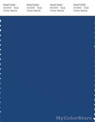 PANTONE SMART 19-4057X Color Swatch Card, True Blue