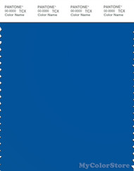 PANTONE SMART 19-4150X Color Swatch Card, Princess Blue