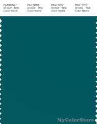 PANTONE SMART 19-4524X Color Swatch Card, Shaded Spruce