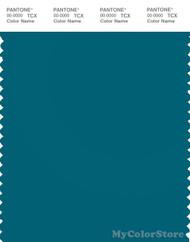 PANTONE SMART 19-4535X Color Swatch Card, Oriental Blue