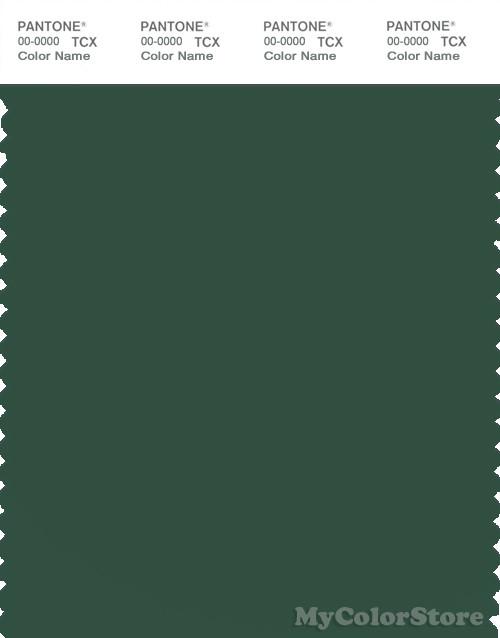 Pantone Smart 19 5513 Tcx Color Swatch Card Pantone Dark