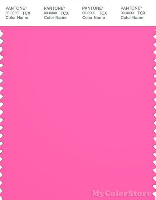 PANTONE SMART 16-2125TN Color Swatch Card, Sugar Plum