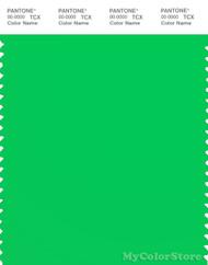 PANTONE SMART 16-6230TN Color Swatch Card, Andean Toucan