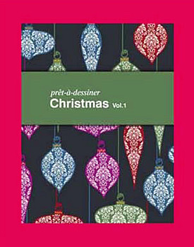 Pret-a-dessiner - Christmas Vol 1 { Dvd Incl} for Fashion + Interiors
