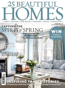 25 Beautiful Homes Magazine Subscription (UK) - 12 iss/yr