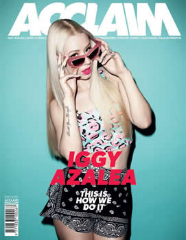Acclaim Magazine Subscription (Australia) - 3 iss/yr