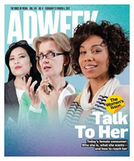 Adweek Magazine Subscription (US) - 44 iss/yr