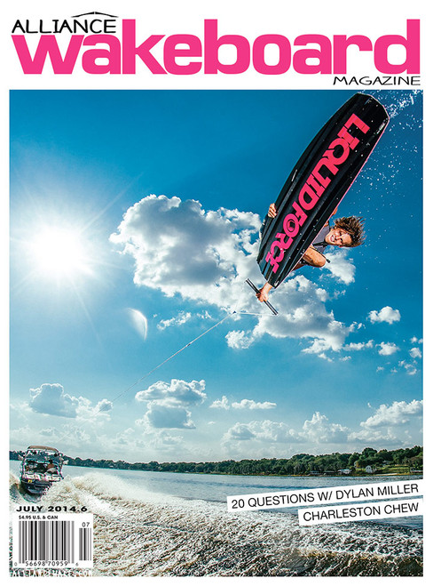 Alliance Wakeboard Magazine Subscription (UK) - 5 iss/yr