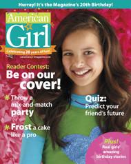 American Girl Magazine Subscription (US) - 6 iss/yr