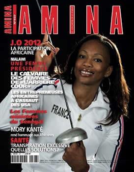Amina magazine subscription france for Eminza magasin
