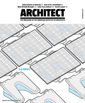 Architect Magazine Subscription (US) - 12 iss/yr
