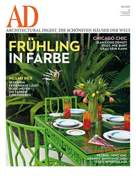 architectural digest magazine subscription germany. Black Bedroom Furniture Sets. Home Design Ideas