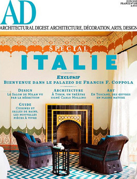 Architectural Digest Special Magazine Subscription (France) - 2 iss/yr