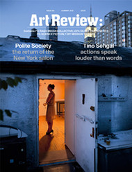 Art Review Magazine Subscription (UK) - 9 iss/yr