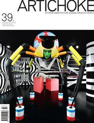 Artichoke Magazine Subscription (Australia) - 4 iss/yr