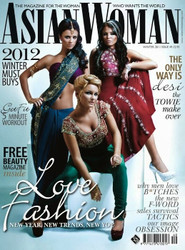 Asian Woman Magazine Subscription (UK) - 4 iss/yr