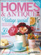 BBC Homes And Antiques Magazine Subscription (UK) - 12 iss/yr