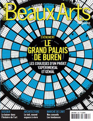 Beaux Arts Magazine Subscription (France) - 12 iss/yr