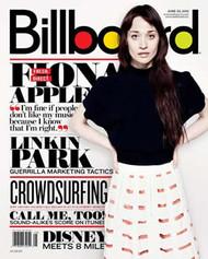 Billboard Magazine Subscription (US) - 52 iss/yr