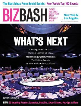 Bizbash Magazine Subscription (US) - 6 iss/yr