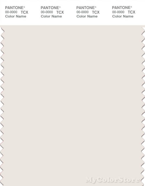 PANTONE SMART 11-0605X Color Swatch Card, Jet Stream