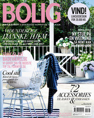 Bolig Magazine Subscription (Denmark) - 12 iss/yr