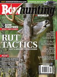 Bow Hunting World Magazine Subscription (US) - 9 iss/yr