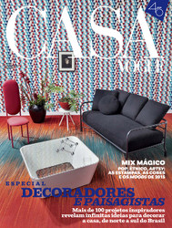 Casa Vogue Magazine Subscription (Brazil) - 12 iss/yr