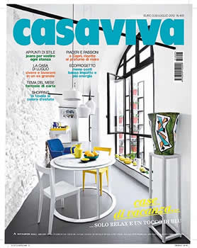 Casaviva Magazine Subscription (Italy) - 12 iss/yr