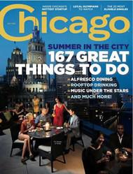 Chicago Magazine Subscription (US) - 12 iss/yr