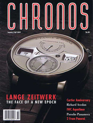 Chronos Magazine Subscription (US) - 6 iss/yr