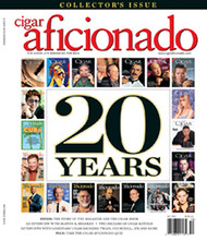 Cigar Afficionado Magazine Subscription (US) - 6 iss/yr