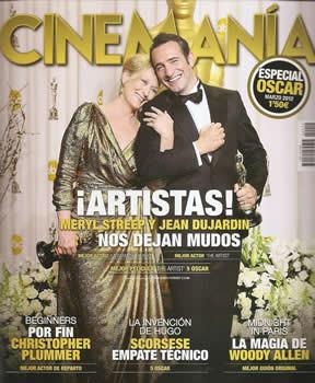 Cinemania Magazine Subscription (Spain) - 12 iss/yr